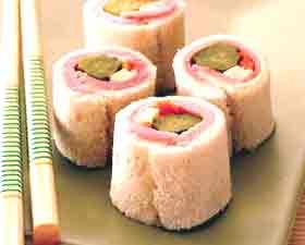 Sushi Maki di pane