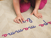 Alfabeto-Montessori