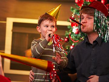 PALLACANESTRO NATALE CAPPELLO SWEATER Santa festa party ponticello presentare idee Kids