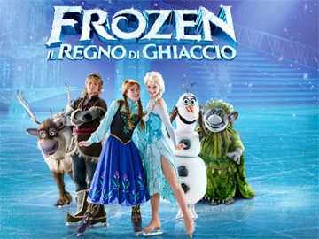Frozen-on-ice