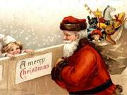 Santa-Claus-Vintage