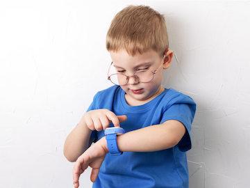 Smartwatch-bambini
