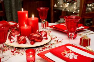 Tavolo Compleanno Natale : La tavola di natale feste bambinopoli