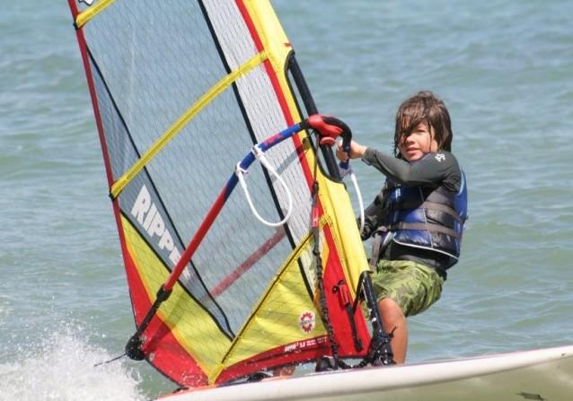 Windsurf-bambino