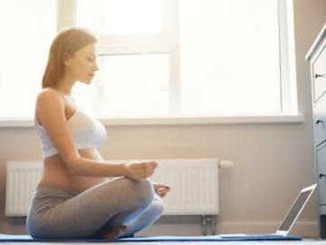 Yoga-online-gravidanza