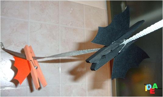 Decorazione di halloween tante idee per decorare la casa for Decorazioni halloween casa