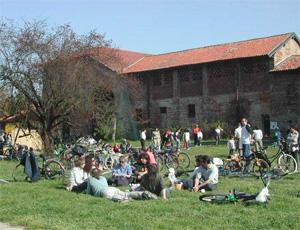 Parchi cittadini for Corsi in citta milano