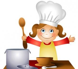 Risultato immagini per cucinare con i bambini disegno