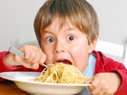 Bambino-affamato