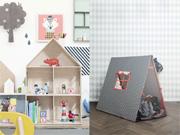 Mobili creativi fai da te neonato bambinopoli for Decorare stanza neonato