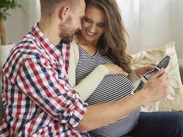 La gravidanza dal punto di vista del papà