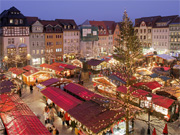 Nella patria dei mercatini di Natale. In Germania - Vacanze ...
