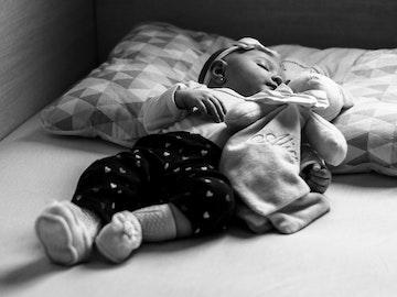Un doudou per il neonato