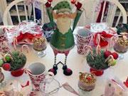 Tavolo Compleanno Natale : La tavola di natale a misura di bambino feste bambinopoli