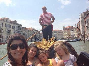 A Venezia, tour per i bambini