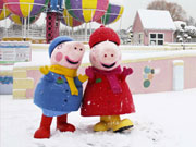 peppa-george-snow