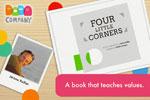 Applicazione per bambini Four Little Corners