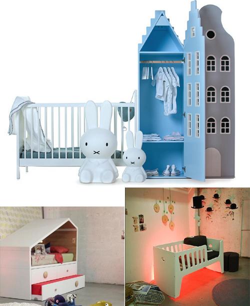 visti al fuori salone 2015. il design per bambini - donna ... - Arredamento Neonati Design