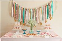Decorazioni Fai Da Te Per Feste : Festoni per feste di compleanno fai da te feste bambinopoli