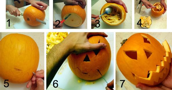 Come Fare Una Zucca Di Halloween Vera.Da Jack O Lantern Alla Zucca Ricette E Alimentazione Bambinopoli