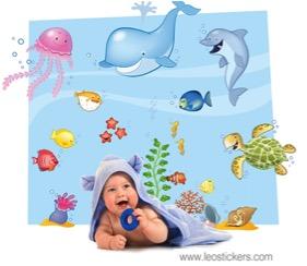 Decorare la cameretta del neonato neonato bambinopoli - Decorare cameretta neonato ...